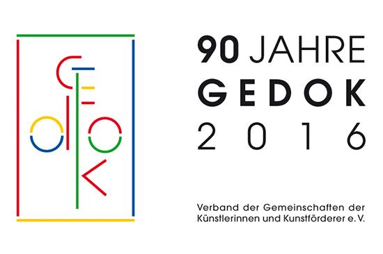 Gedok_Logo_90Jahre